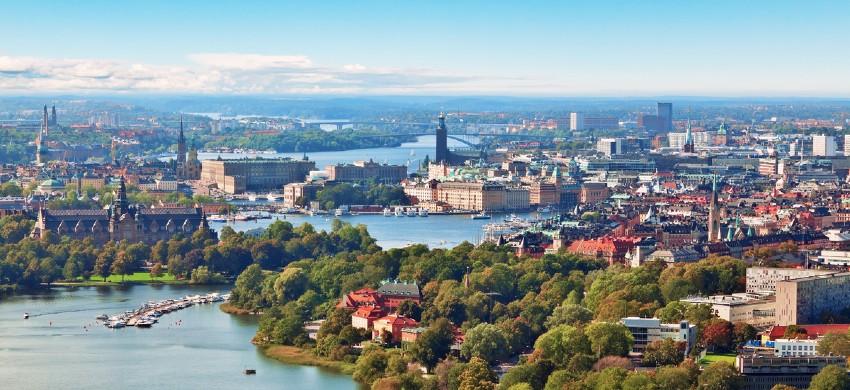 I quartieri di Stoccolma