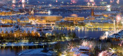 Capodanno 2022 a Stoccolma